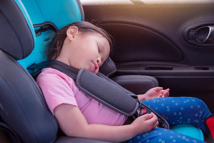 Infants And Toddlers Awake But Unattended In A Car Seat Or Sling Have Died Because Their Movements May Block Nose Mouth Preventing Breathing