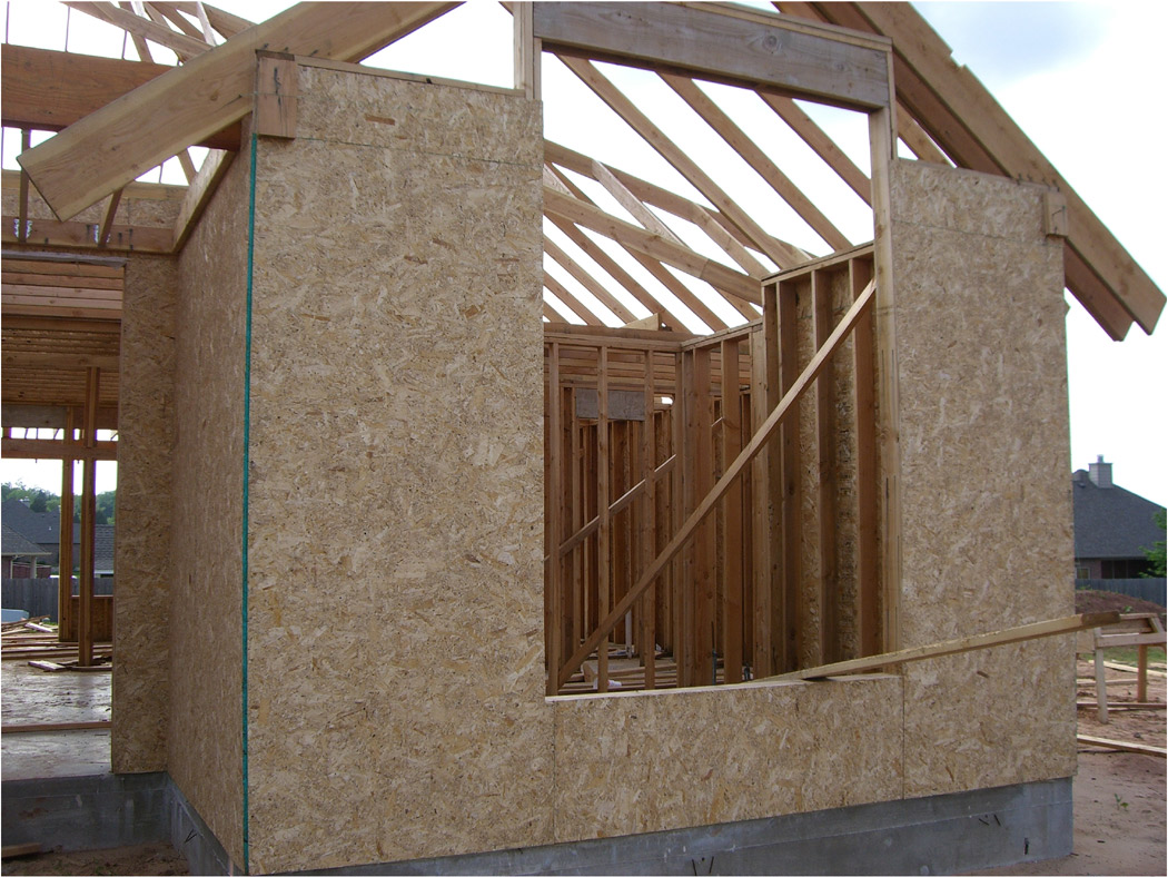 Fapc 145 Oriented Strand Board As A Building Material