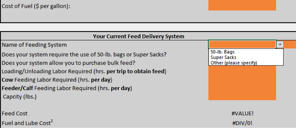 FAPC-206 An Evaluation of Alternative Feed Delivery Systems