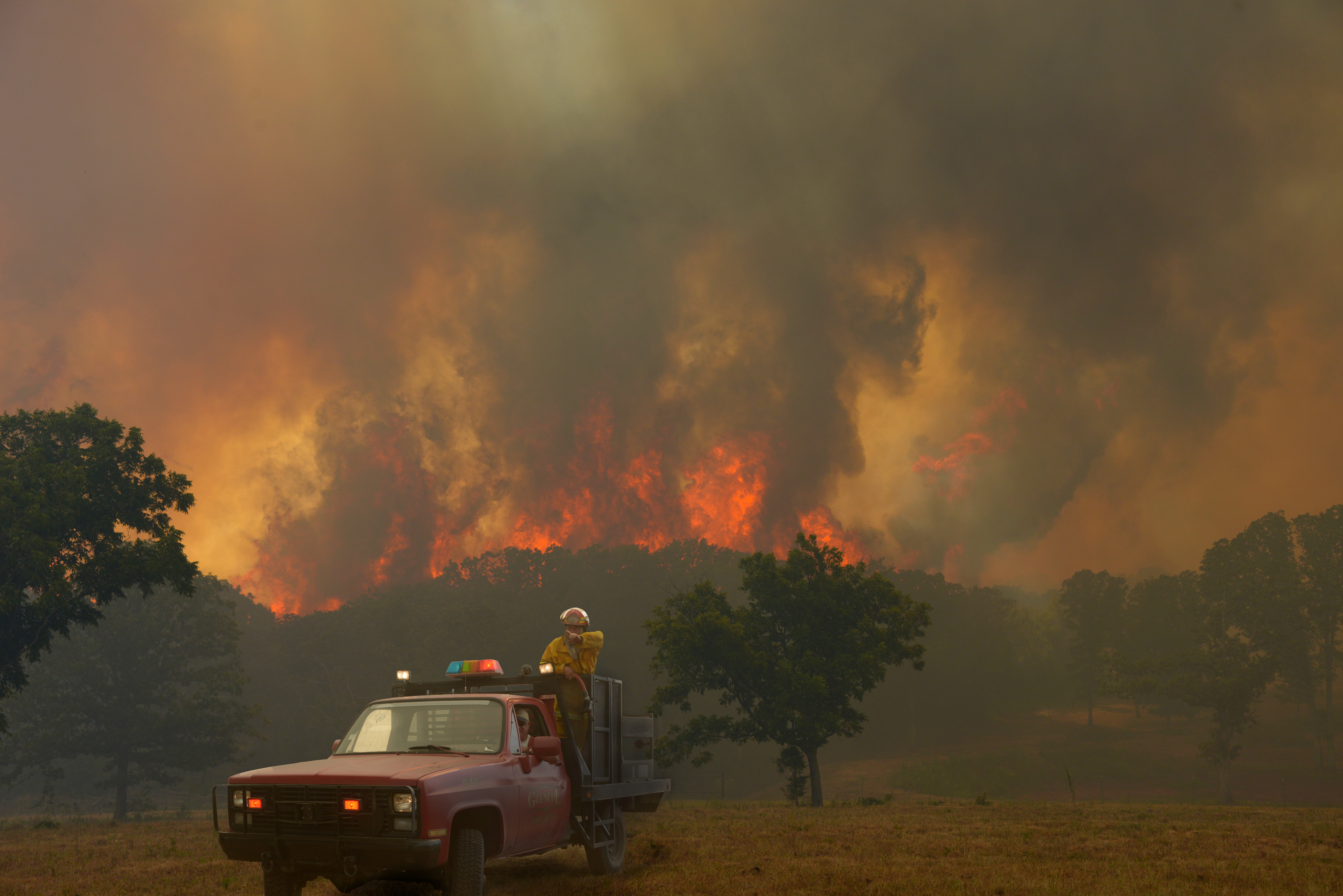 Wildfire: Preparing the Ranch and Farm